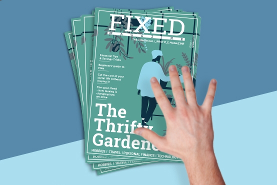 The Crowdstacker team is excited to announce the launch of our new financial lifestyle emagazine called Fixed.