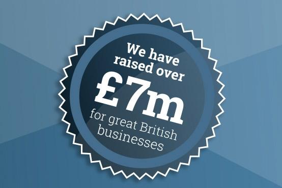 Over £7million raised through the Crowdstacker Peer to Peer Lending Platform