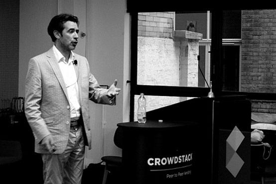 Crowdstacker is an award winning Peer to Peer lender.